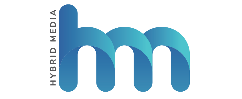 Hybrid Media logo
